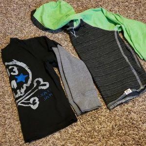 4/$20 long sleeve shirts